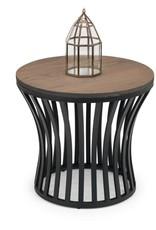 Washington Round Lamp Table