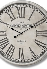 Hill Interiors Greenwich Large Wall Clock
