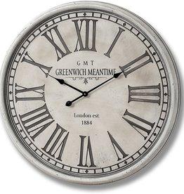 Hill Interiors Greenwich Large Wall Clock