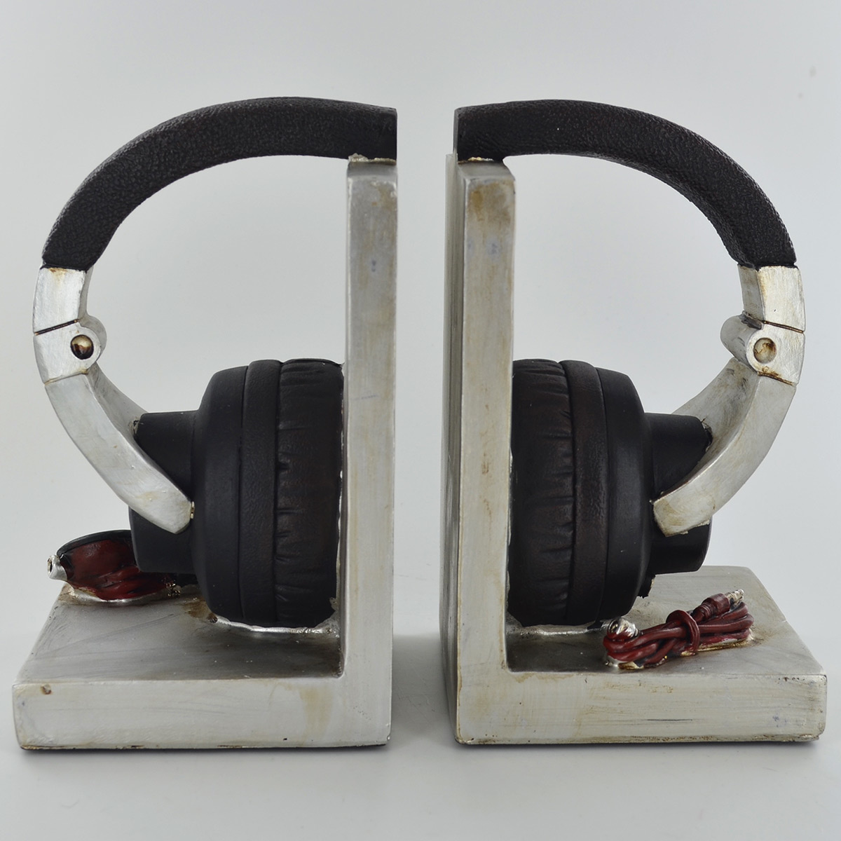 Headphone Bookends