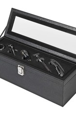 Black Wine Case & Tools