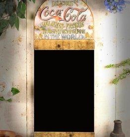 Coca Cola Reproduction Blackboard