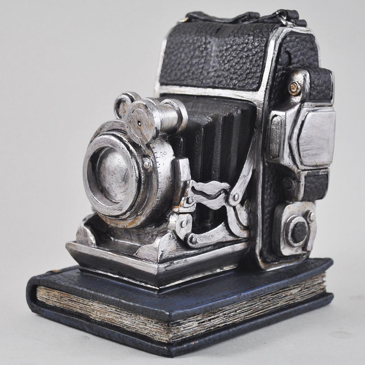 Vintage Camera Bookends