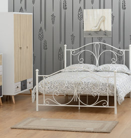 Seconique Annabel Metal Bed