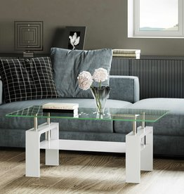 Metro High Gloss Coffee Table