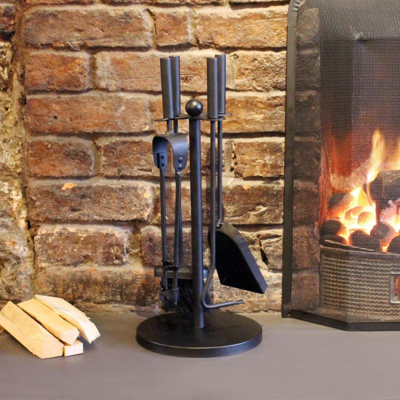 A LA Maison Fireplace Companion Set