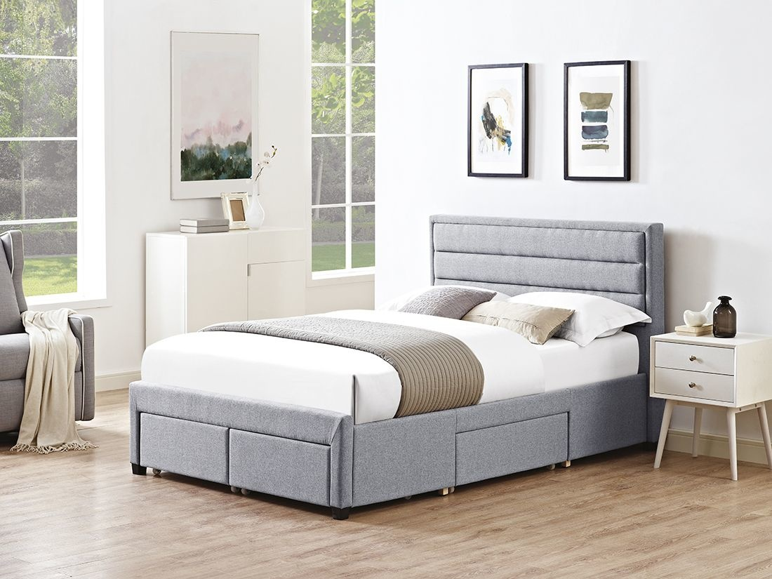 LPD Greenwich Bed With 4 Drawers