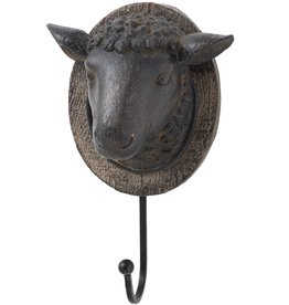 Sheep Head Coat Hook