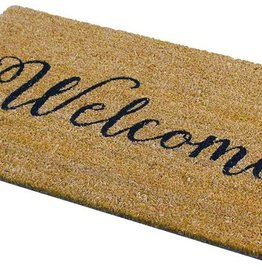 A LA Maison Welcome Door Mat