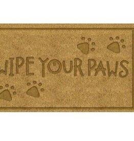 Besp-Oak Wipe Your Paws Door Mat