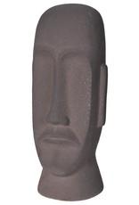 Black Long Face Ornament