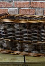 Rectangular Log Basket