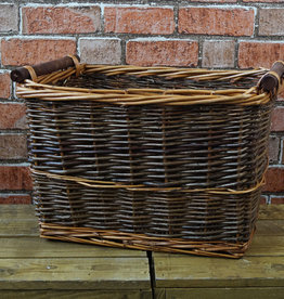 Rectangular Log Basket