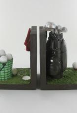 Golf Bookends