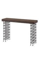 Besp-Oak Revolution Industrial Console Table