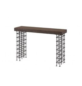 Besp-Oak Revolution Industrial Console Table
