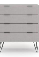 Blend Grey 4 Drawer Chest