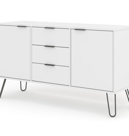Blend White Medium Sideboard