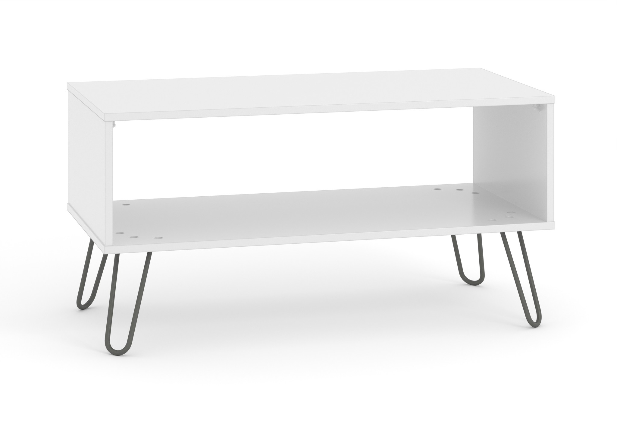 Blend White Coffee Table