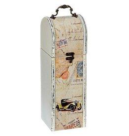 Vintage Cars Wine Box
