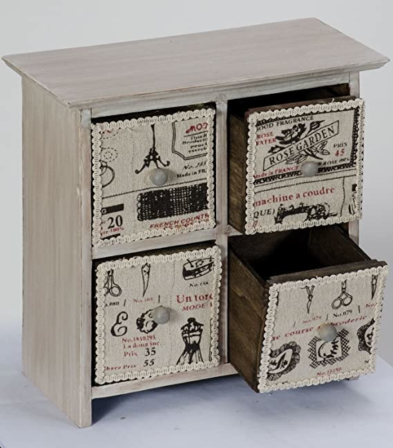 Rose Garden Mini Chest