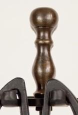 Companion Set - Black Antique Brass Finish