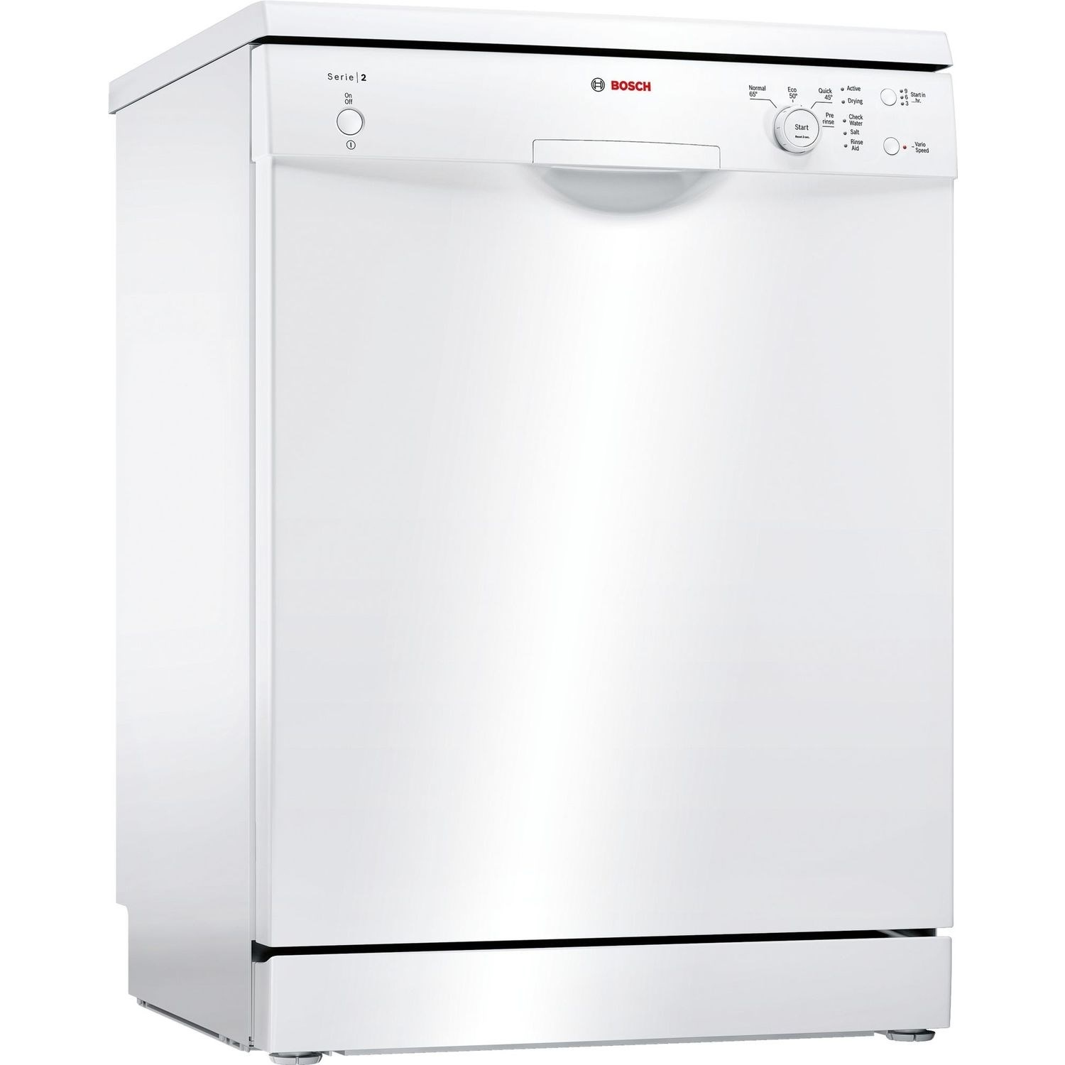BOSCH SMS24AW01G Freestanding Dishwasher