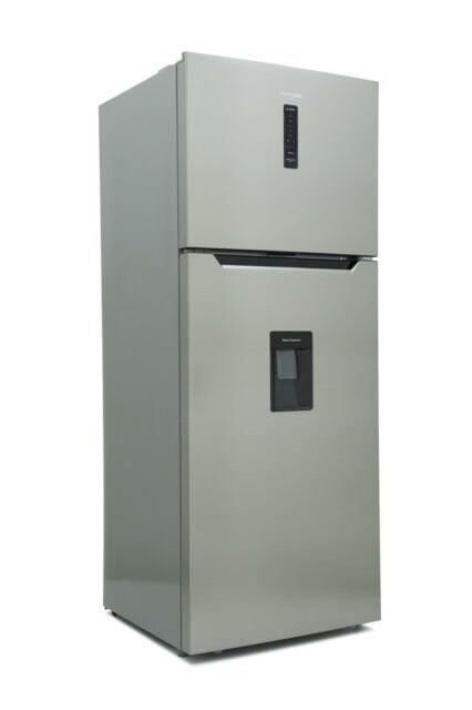 Montpellier  MFF177X No Frost Top Mount Fridge Freezer With Water Dispenser