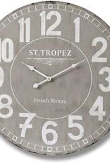 Hill Interiors St. Tropez Wall Clock