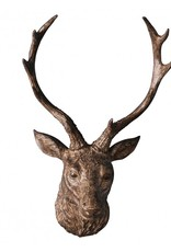 Gallery Ambrose Stag Head Bronze