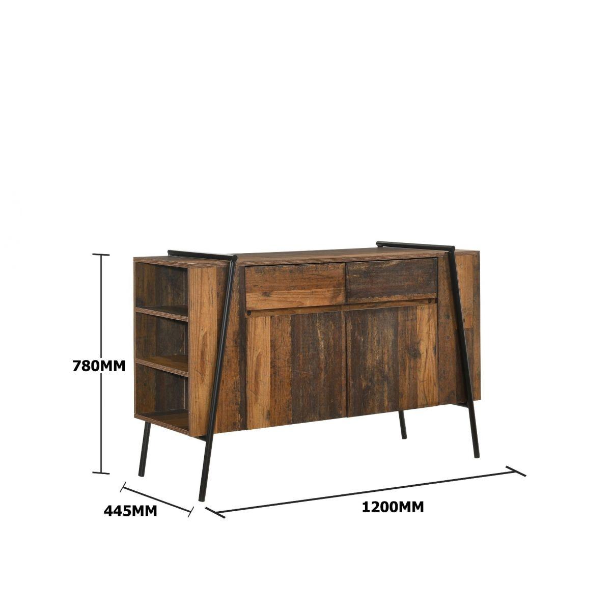 Industrial Style Sideboard