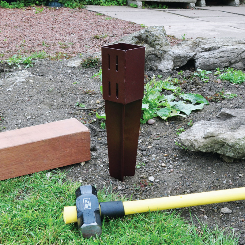 Kingfisher Fence Post Anchor