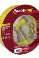 GradenPro 30M Hose & Spray Gun Set