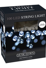 Dusk Till Dawn 100 PK Solar String Light