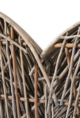 Hill Interiors Large Willow Branch Heart