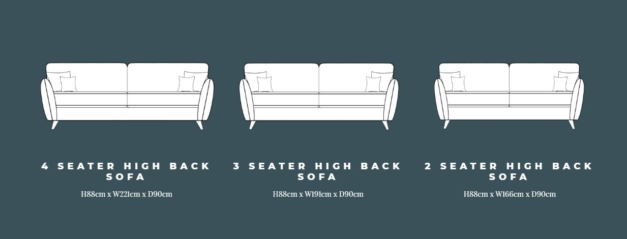 Lebus Perth Sofa Collection