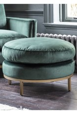 Gallery Treyford Footstool - Choice of Colour