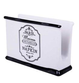 Besp-Oak Paris Maison Napkin Holder