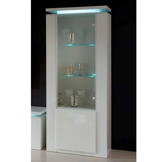 Riva Special 2 Door Display Cabinet