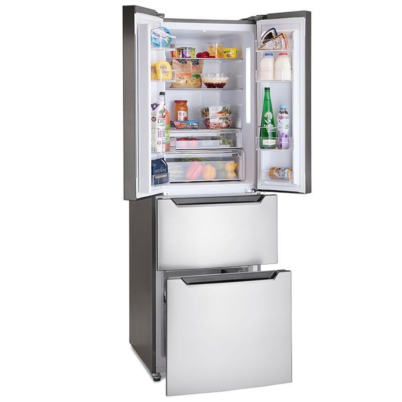 Montpellier MFD600X No Frost French Door Fridge Freezer