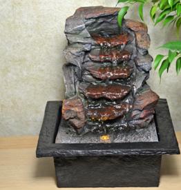 Indoor Fountain Stone Cascade