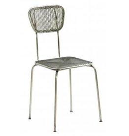 Besp-Oak Vintage Mesh Chair - Pair