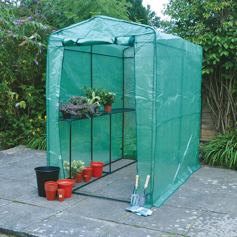 Kingfisher Giant Walk In Greenhouse