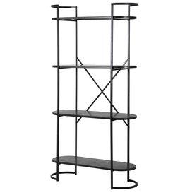 Tall Metal Shelf Unit