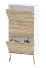 Scandinavian Style Shoe Cabinet