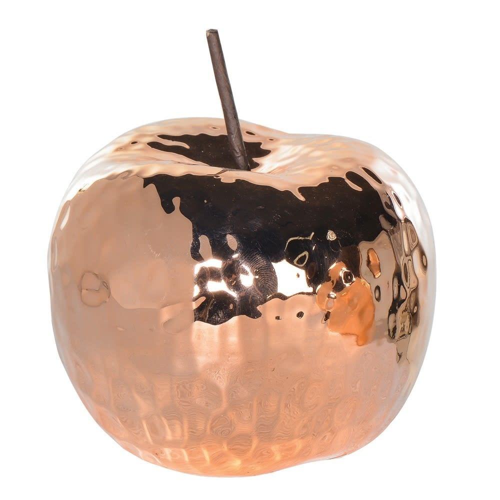 Copper Apple & Pear Set