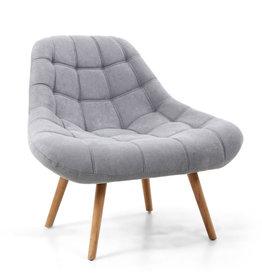 Shankar Occasional Chair - Grey