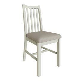 Essentials Painted Dining Chair - White