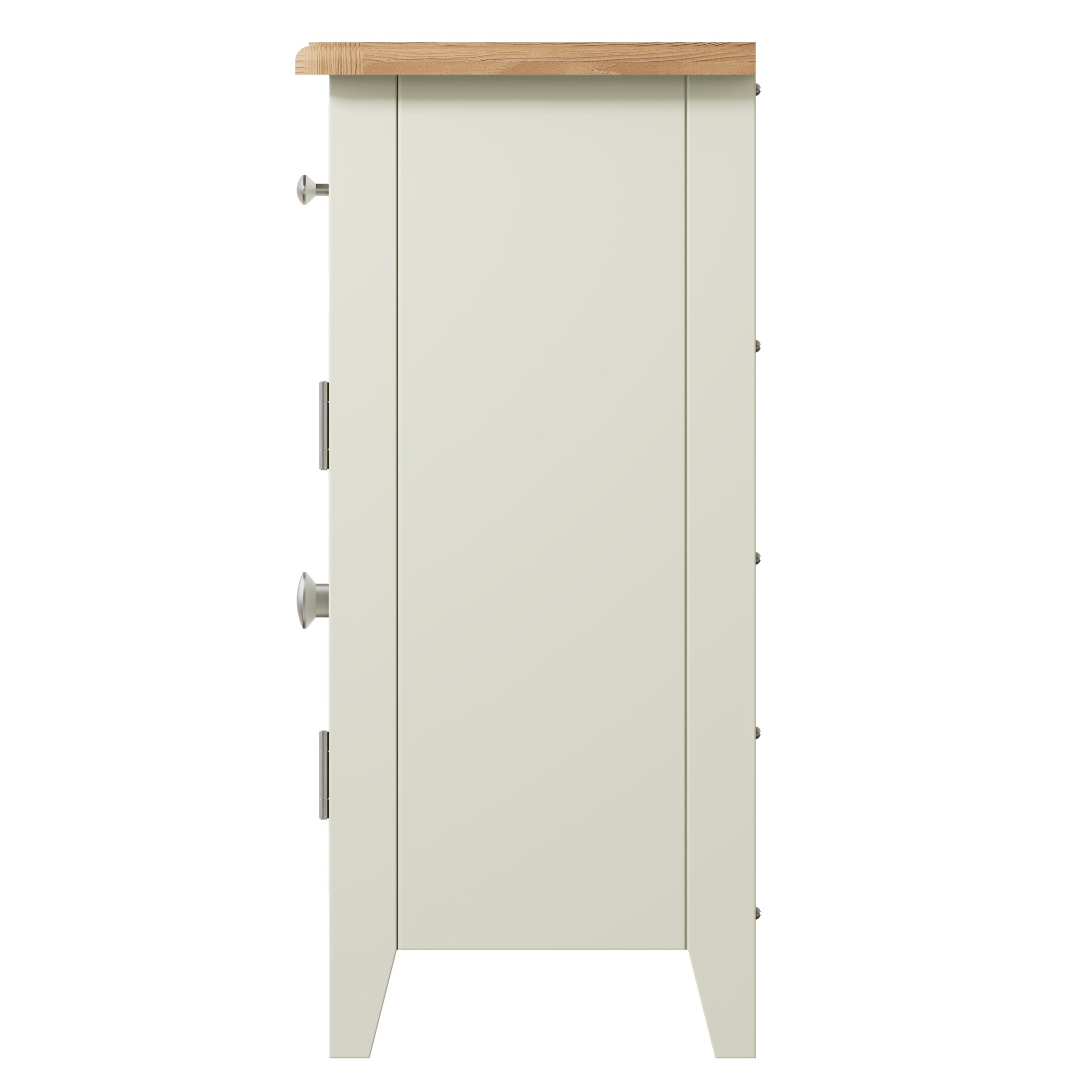 Essentials Painted Small Sideboard - White