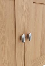 Essentials Light Oak Small Sideboard